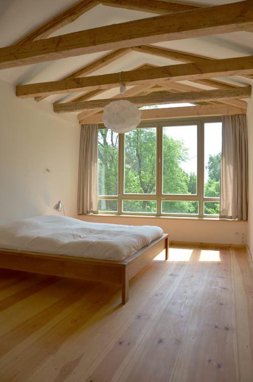 wandlampe holz. Black Bedroom Furniture Sets. Home Design Ideas