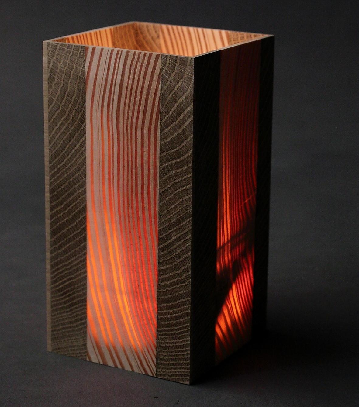 windlichter geschenke aus holz von christian masche. Black Bedroom Furniture Sets. Home Design Ideas