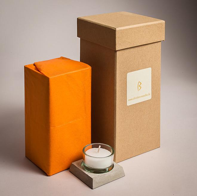 fichte 7x14cm holz windlicht mit glas. Black Bedroom Furniture Sets. Home Design Ideas